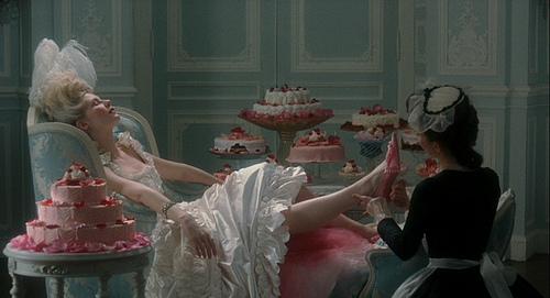 marie-antoinette cake photo