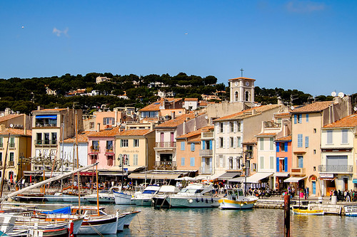 Cassis photo