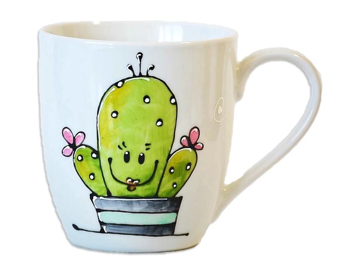 """Encore une fois cette année, les cactus reviennent en force! Et on est bien contents! Parce que, tout le monde sait que, les cactus, ils sont sympas, non? Ils nous rappellent les dessins animés de Lucky Luck, la fascination qu'on avait, enfant, pour le désert et ses mystères... Et que dire du petit côté """"exotique"""" qui fait vibrer notre fibre de voyageur?"""