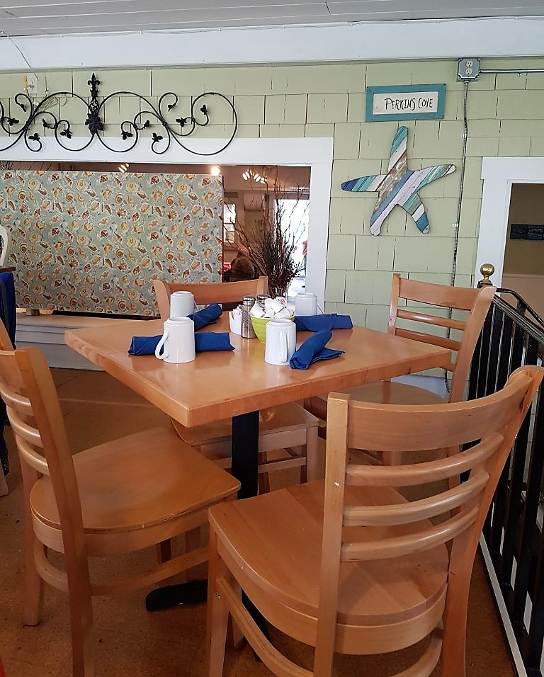 salle déjeuner ogunquit