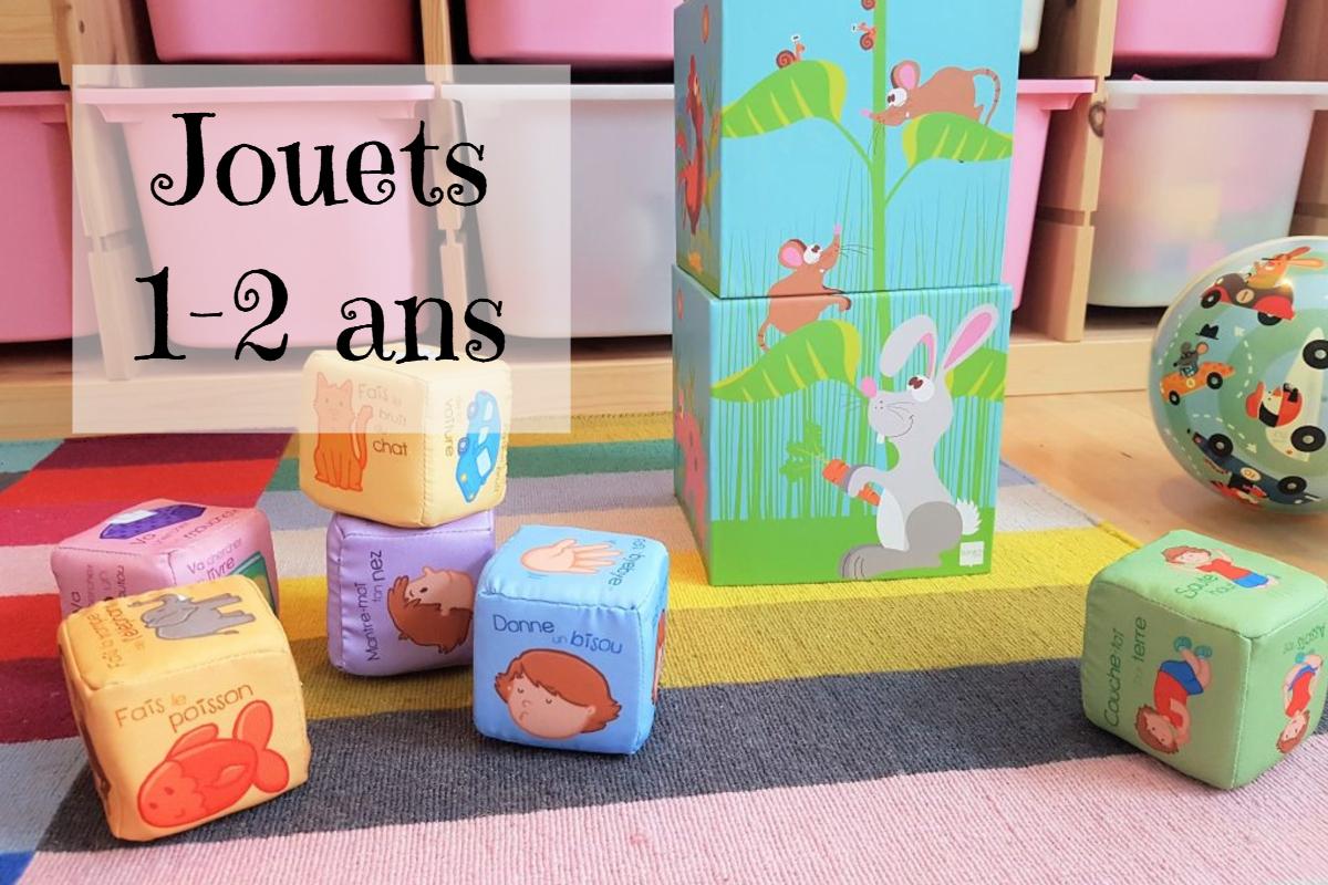 Le Bon Coin Coffre A Jouet 5 jouets pour 1-2 ans – un autre blogue de maman